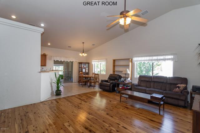 1164 N Cottonwood Spring Drive, Dewey-Humboldt, AZ 86327 (#1016802) :: The Kingsbury Group