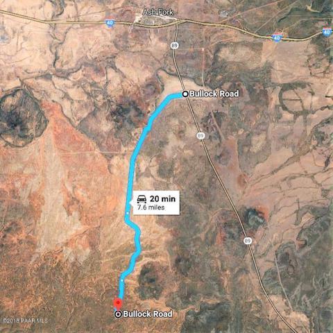 Unamed N Unnamed Rd Off Bullock Rd Road, Ash Fork, AZ 86320 (#1016873) :: HYLAND/SCHNEIDER TEAM