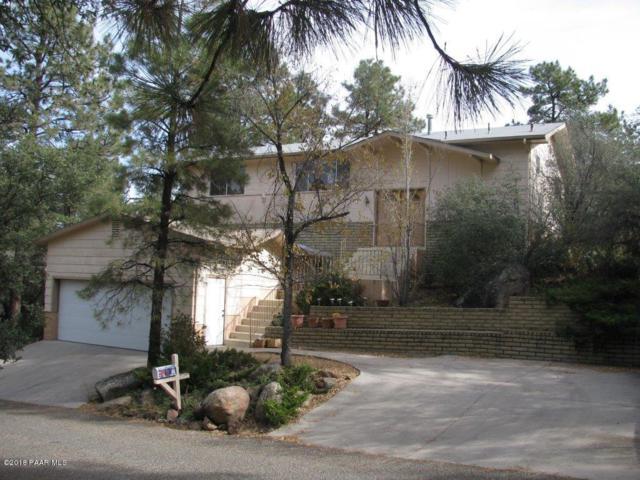 350 Deanna Lane, Prescott, AZ 86303 (MLS #1016937) :: Conway Real Estate