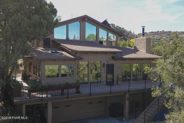 4911 Bear Way, Prescott, AZ 86301 (MLS #1016941) :: Conway Real Estate