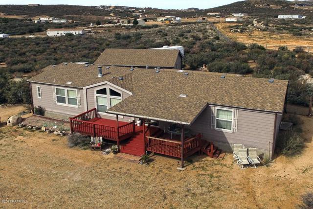 17430 E Royal Bey Drive, Dewey-Humboldt, AZ 86327 (#1016943) :: HYLAND/SCHNEIDER TEAM