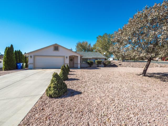 3360 Sunflower Drive, Prescott, AZ 86305 (MLS #1016944) :: Conway Real Estate
