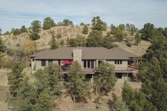 32 Pinnacle Circle, Prescott, AZ 86305 (MLS #1016949) :: Conway Real Estate