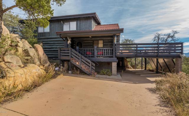 1700 Buttermilk Lane, Prescott, AZ 86305 (#1016971) :: HYLAND/SCHNEIDER TEAM