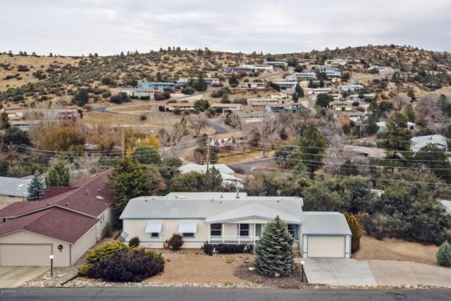 1974 E Mountain Hollow Drive, Prescott, AZ 86301 (#1017125) :: HYLAND/SCHNEIDER TEAM