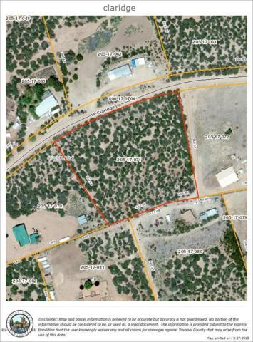 8225 W Claridge Lane, Kirkland, AZ 86332 (#1017325) :: HYLAND/SCHNEIDER TEAM