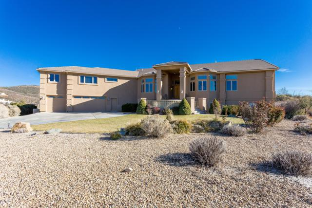14617 E Meadow Ranch Place, Dewey-Humboldt, AZ 86327 (#1017397) :: HYLAND/SCHNEIDER TEAM