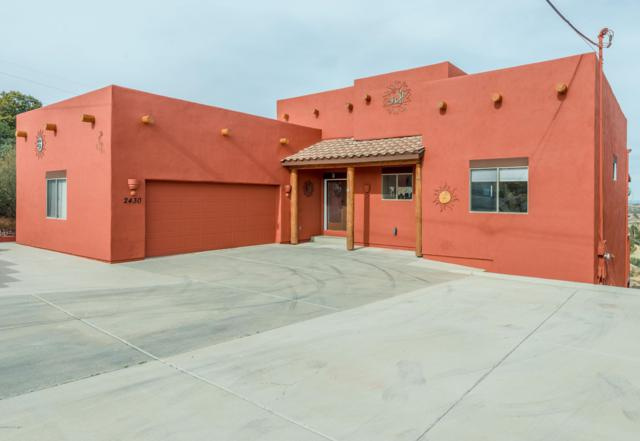 2430 Ridge Road, Prescott, AZ 86301 (#1017482) :: HYLAND/SCHNEIDER TEAM