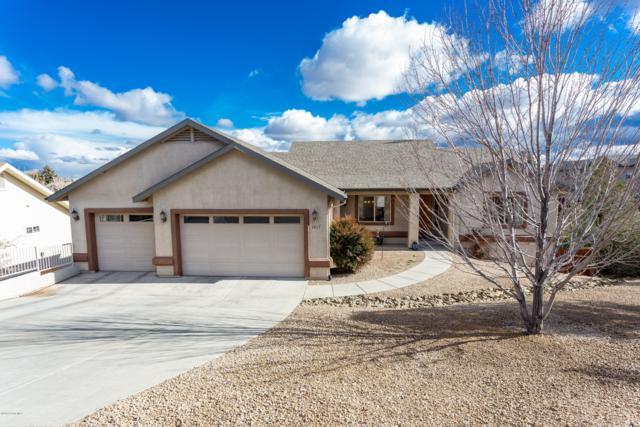 1517 Eagle Mountain Drive, Prescott, AZ 86301 (#1017570) :: HYLAND/SCHNEIDER TEAM
