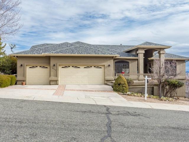 4492 Hornet Drive, Prescott, AZ 86301 (#1017784) :: HYLAND/SCHNEIDER TEAM
