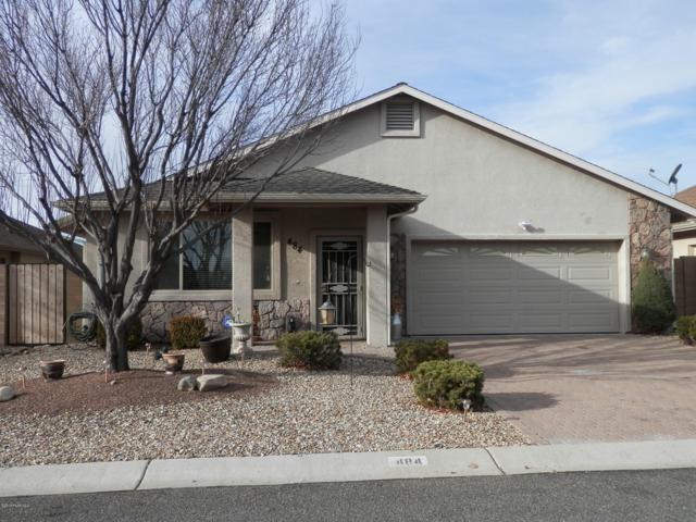 484 La Paz Street, Prescott Valley, AZ 86327 (MLS #1017787) :: Conway Real Estate