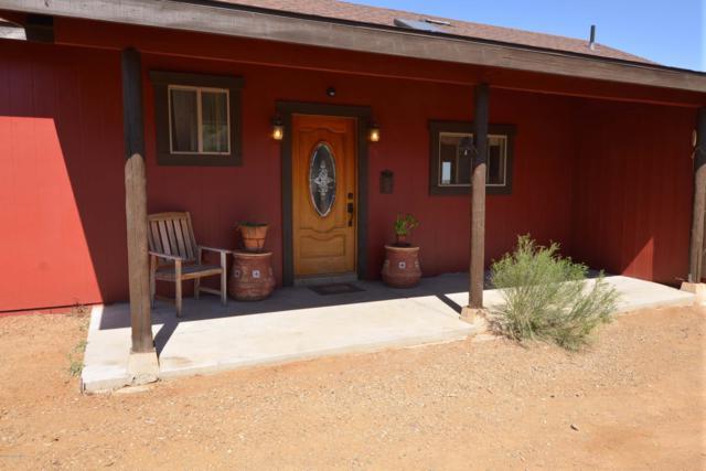 14211 E Rattlesnake Trail, Dewey-Humboldt, AZ 86329 (#1017843) :: HYLAND/SCHNEIDER TEAM