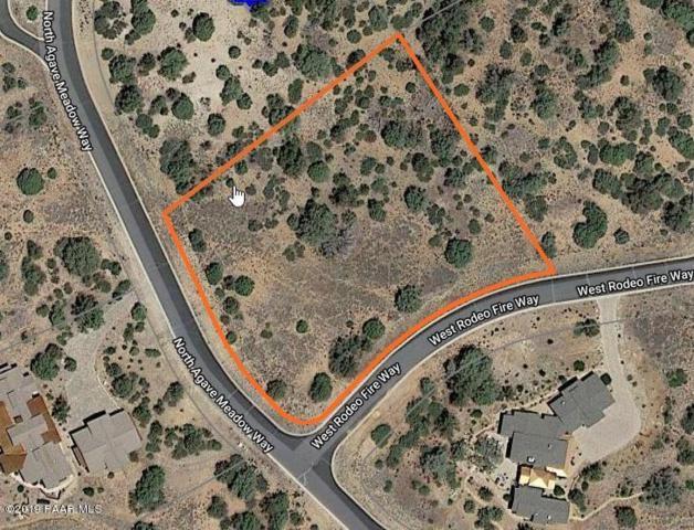 14695 N Agave Meadow Way, Prescott, AZ 86305 (#1017870) :: HYLAND/SCHNEIDER TEAM