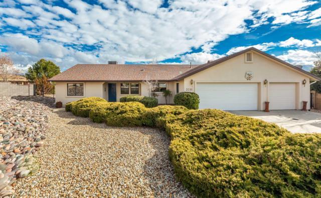 3281 Aster Drive, Prescott, AZ 86305 (#1017908) :: HYLAND/SCHNEIDER TEAM
