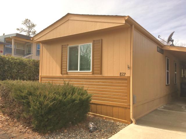 872 N Glade Drive, Prescott, AZ 86301 (#1018584) :: HYLAND/SCHNEIDER TEAM