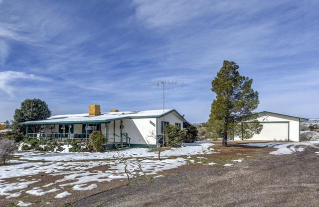 14012 S Holly Road, Spring Valley, AZ 86333 (#1018831) :: HYLAND/SCHNEIDER TEAM