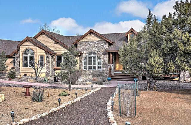 13385 N Iron Hawk Drive, Prescott, AZ 86305 (#1018898) :: Shelly Watne