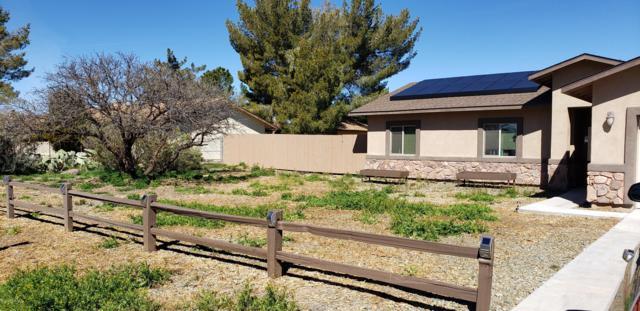 17952 E Trails End Road, Mayer, AZ 86333 (#1018929) :: HYLAND/SCHNEIDER TEAM