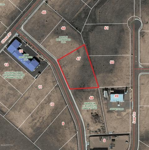 2113 Gulfstream Lot 47, Prescott, AZ 86301 (#1019185) :: West USA Realty of Prescott