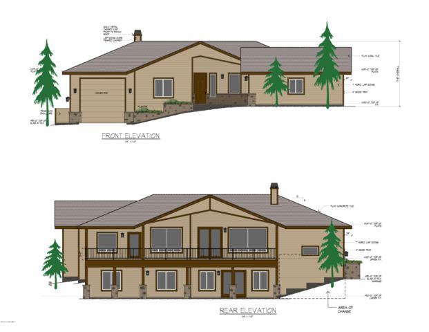 1787 Twin Pines, Prescott, AZ 86305 (#1019361) :: Shelly Watne