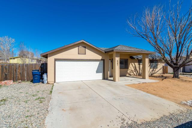 6281 N Viewpoint Drive, Prescott Valley, AZ 86314 (MLS #1019402) :: Conway Real Estate