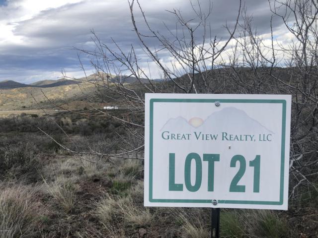 15440 E Rough Rider Ridge, Mayer, AZ 86333 (#1019403) :: HYLAND/SCHNEIDER TEAM