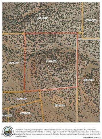627 Sierra Verde Ranch, Seligman, AZ 86337 (MLS #1019435) :: Conway Real Estate