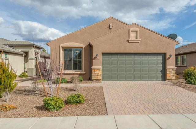 8237 N Whistling Acres Way, Prescott Valley, AZ 86315 (#1019449) :: HYLAND/SCHNEIDER TEAM