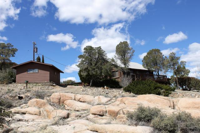 4620 N Granite Gardens Drive, Prescott, AZ 86301 (#1019455) :: HYLAND/SCHNEIDER TEAM