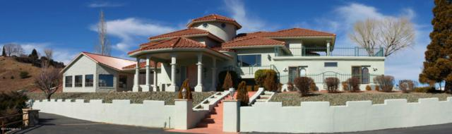 1111 N Quail Ridge Drive, Dewey-Humboldt, AZ 86327 (#1019486) :: HYLAND/SCHNEIDER TEAM