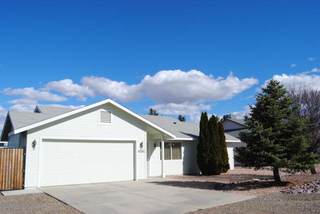 6081 N Colt Lane, Prescott Valley, AZ 86314 (#1019503) :: HYLAND/SCHNEIDER TEAM