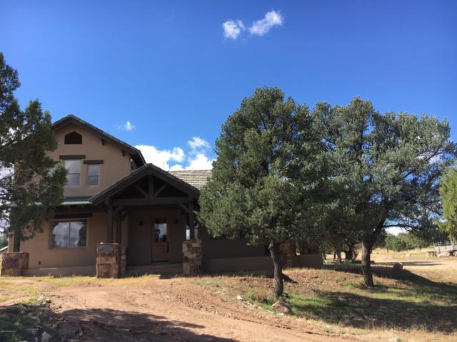 12600 N Pheasant Run Road, Prescott, AZ 86305 (#1019582) :: West USA Realty of Prescott