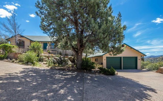 1720 N Gilmer Heights, Prescott, AZ 86305 (#1019854) :: HYLAND/SCHNEIDER TEAM
