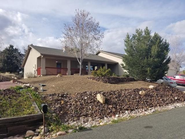 10764 E Oxbow Drive, Dewey-Humboldt, AZ 86327 (#1019873) :: Shelly Watne