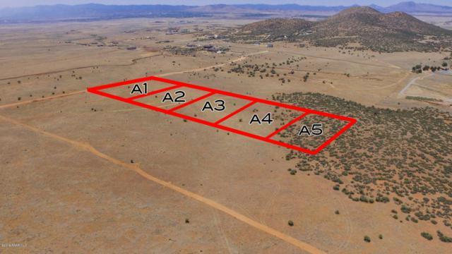 Lot A-4 Saddle Lane, Prescott, AZ 86305 (#1019899) :: Shelly Watne