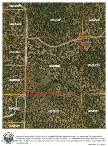 35 N Shadoe Rock Trail, Seligman, AZ 86337 (MLS #1020038) :: Conway Real Estate
