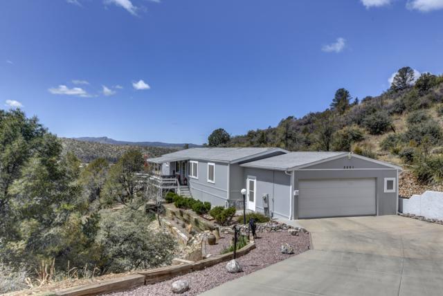 2501 E Hilltop Road, Prescott, AZ 86301 (#1020082) :: HYLAND/SCHNEIDER TEAM