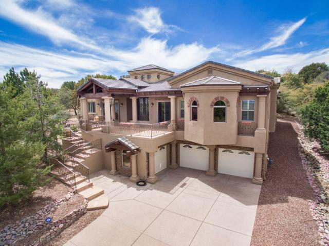 3409 E Sanddraw Circle, Prescott, AZ 86303 (#1020303) :: Shelly Watne