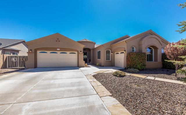 7743 E Welsh Mountain Drive, Prescott Valley, AZ 86315 (#1020313) :: HYLAND/SCHNEIDER TEAM