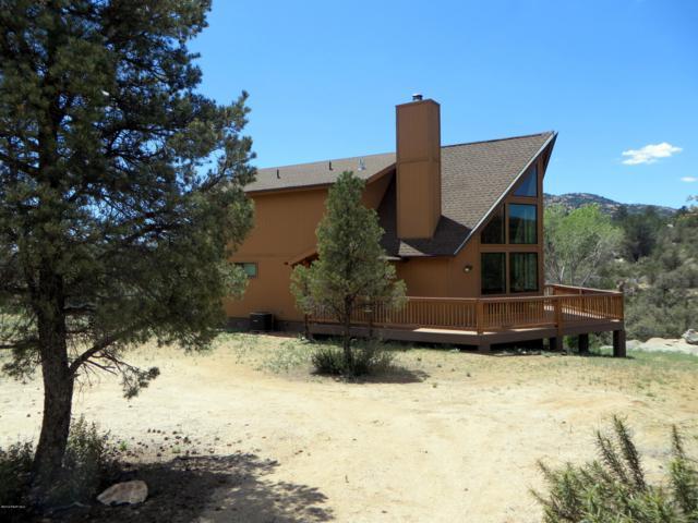 17815 W Buckhorn Drive, Peeples Valley, AZ 86332 (#1020424) :: Shelly Watne