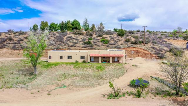 14210 E Ridge Way Way, Dewey-Humboldt, AZ 86327 (#1020445) :: Shelly Watne