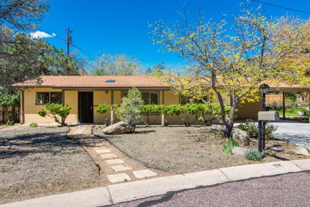 224 Butte Canyon Drive, Prescott, AZ 86303 (#1020559) :: HYLAND/SCHNEIDER TEAM