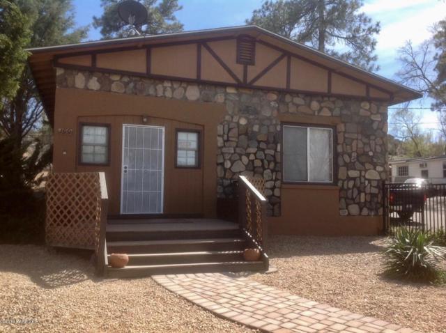 199 W Navajo Drive, Prescott, AZ 86301 (#1020752) :: HYLAND/SCHNEIDER TEAM