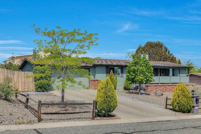 3082 Mountain Lake Drive, Prescott, AZ 86301 (#1020919) :: West USA Realty of Prescott