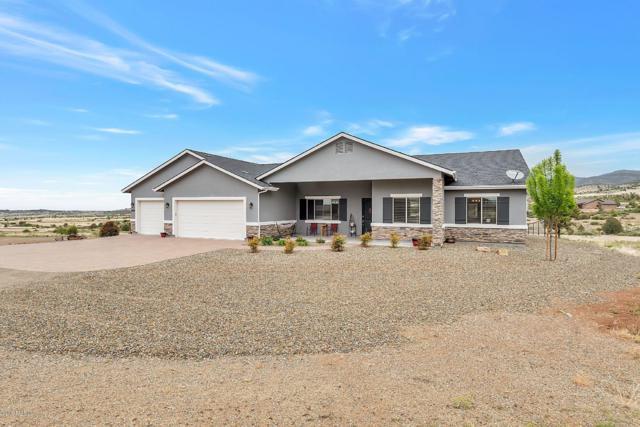 9485 N Snapdragon Drive, Prescott Valley, AZ 86315 (#1020949) :: HYLAND/SCHNEIDER TEAM