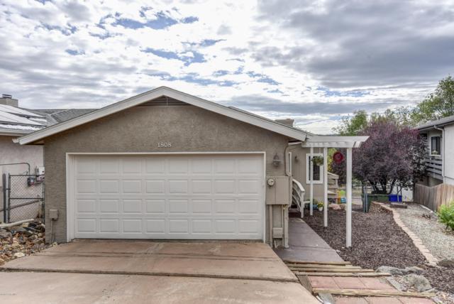 1808 Short Line Lane, Prescott, AZ 86301 (#1020956) :: Shelly Watne