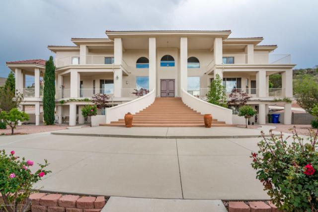 699 N Lakeview Drive, Prescott, AZ 86301 (#1021006) :: Shelly Watne