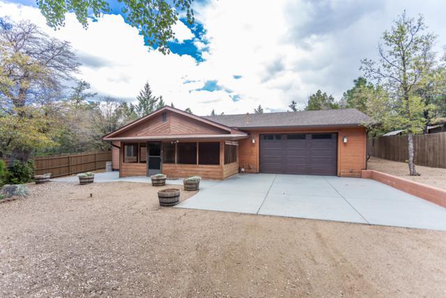 1164 E Elk Trail, Prescott, AZ 86303 (#1021052) :: Shelly Watne