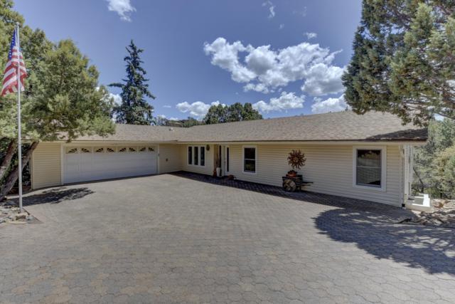 4921 Hornet Drive, Prescott, AZ 86301 (#1021069) :: HYLAND/SCHNEIDER TEAM