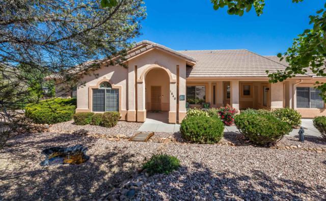 1640 Eagle Point Drive, Prescott, AZ 86301 (#1021188) :: Shelly Watne